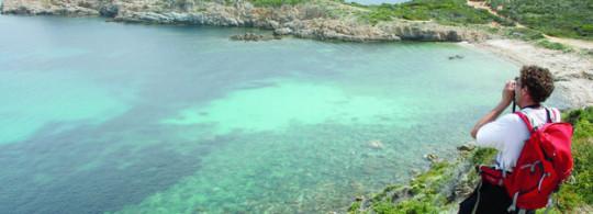 La presqu'île de la Revellata